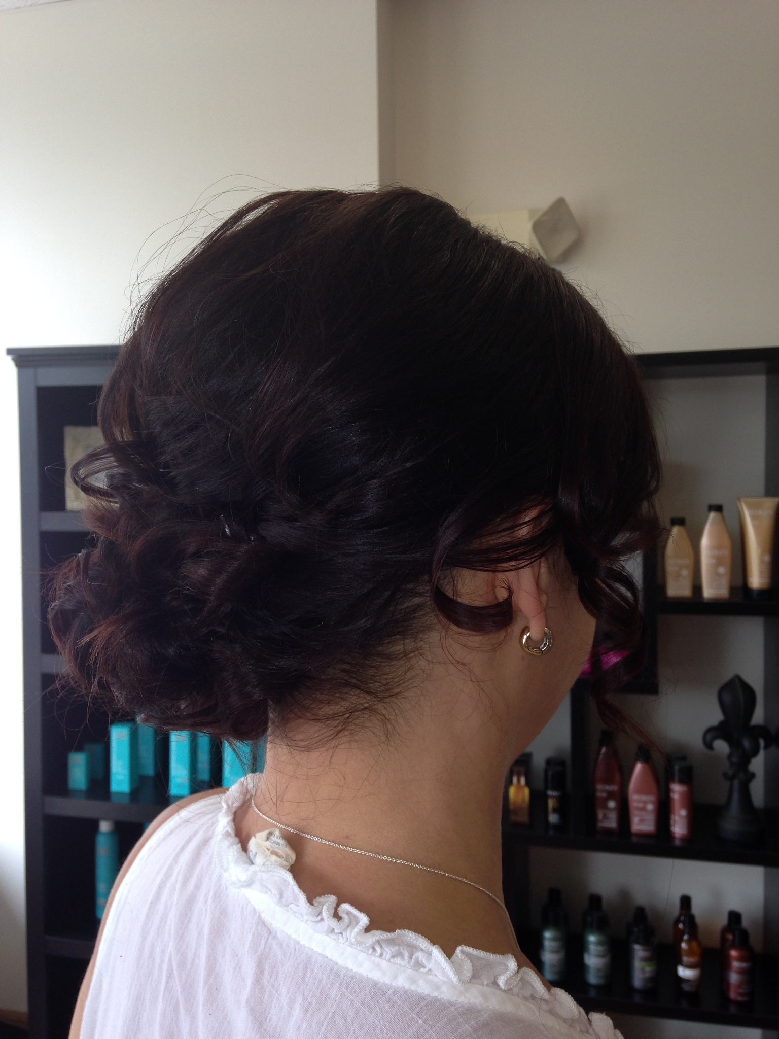 updo new 2