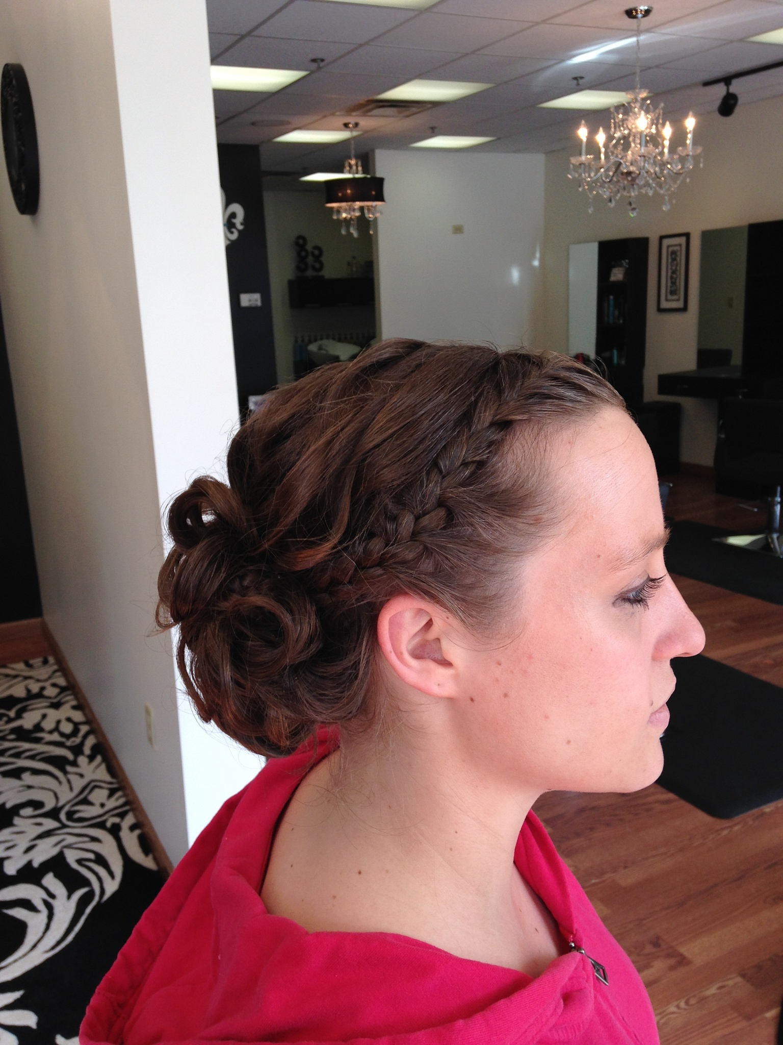 updo new